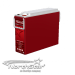 northstar battery 100 a red