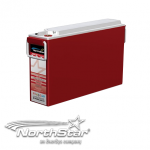 northstar battery 150 f red